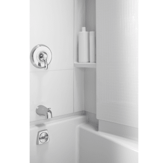 Sterling 73160120 47 Almond Accord Vikrell Shower With Drain Right And Tile  Design   Faucet.com