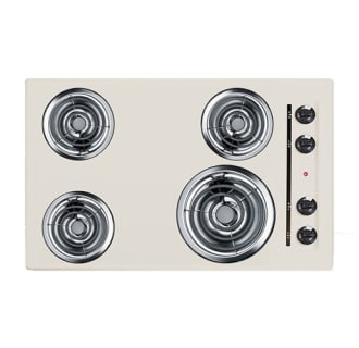 """30"""" Gas Cooktop with Electronic Ignition and 4 Open Burners"""