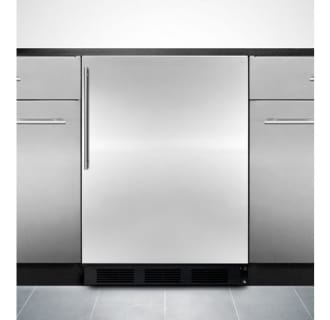 Summit Commercial Series Built-In Refrigerator