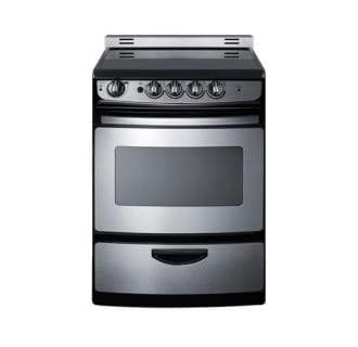 24 Electric Range - Stainless Steel