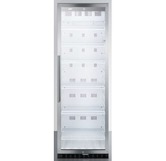 24 Inch Wide 12.6 Cu Ft. Merchandiser Refrigerator with Fast Temperature Recovery