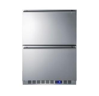 24 Built-In Outdoor 2-drawer Freezer