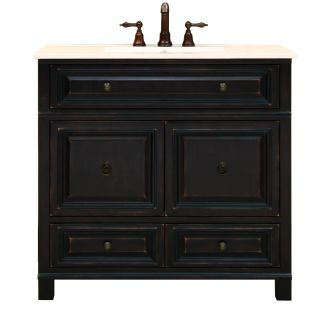 Country And Rustic Style Bathroom Vanities At Faucetdirect Com