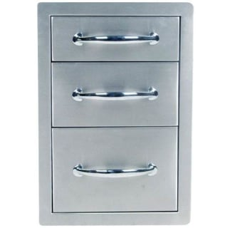 14 Triple Access Drawers