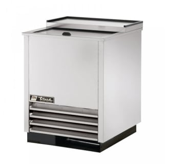 24 Stainless Steel Glass and Plate Chiller