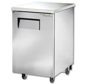 23.5 Inch Stainless Steel Back Bar Cooler