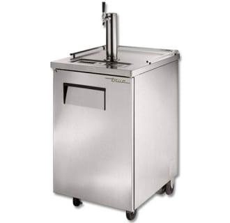 Single Keg Stainless Steel Direct Draw Beer Dispenser