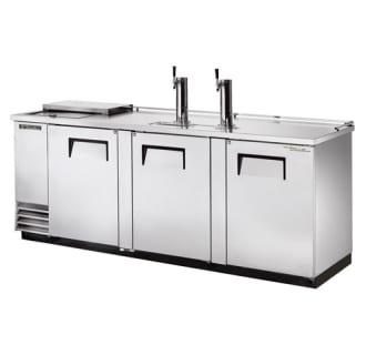 4 Keg Stainless Steel Club Top Direct Draw Beer Dispenser