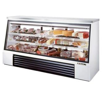 32 Cu. Ft. Single Duty Three Door Refrigerated Deli Case