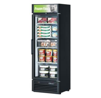 15.9 Cu. Ft. Glass Door Merchandising Freezer- Super Deluxe Series