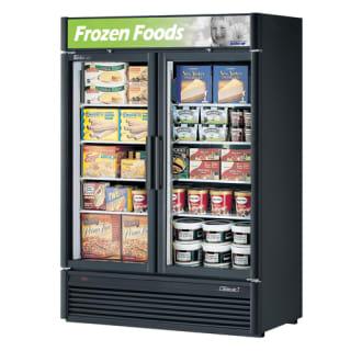 46.2 Cu. Ft. Glass Door Merchandising Freezer- Super Deluxe Series