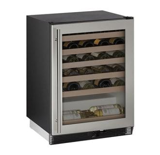48 Bottle 24 Built-In Wine Captain Single Zone Wine Cooler