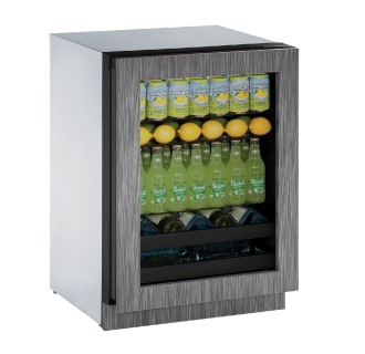 24 Built-In Integrated Frame Wine and Beverage Center