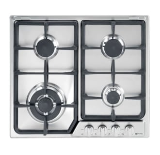 24 Inch Gas Cooktop - Front Control