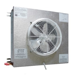 250 Cu. Ft. Water Cooled Split System Wine Cellar Cooling Unit
