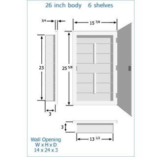 Zaca 21 2 26 Medicine Cabinet Build Com