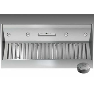 1200 CFM 36 Inch Wide Insert Range Hood with Halogen Lighting and Electronic Touch Controls from the Essentials Power Collection
