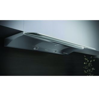 500 CFM 36 Inch Wide Under Cabinet Range Hood with Halogen Lighting and Electronic Touch Controls from the Essentials Europa Collection
