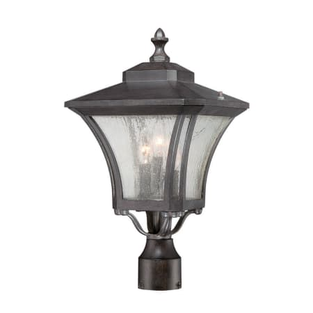 A large image of the Acclaim Lighting 6027 Black Coral