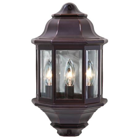 A large image of the Acclaim Lighting 6003 Architectural Bronze
