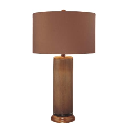 bathroom light sconces ambience 10865 0 brown 1 light 28 quot height table lamp 10865