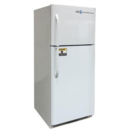 American BioTech Supply Cu Ft Dual Temp RefrigeratorFreezer - Abt refrigerators