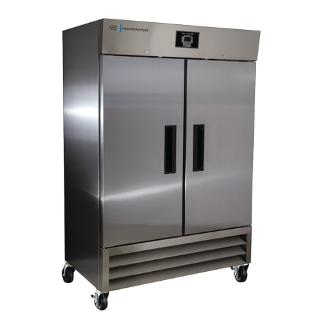 American BioTech Supply 49 Cu Ft Stainless Steel Medical