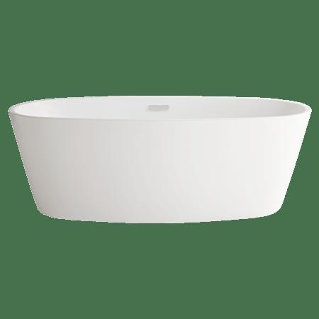 American Standard 2765 034 020 White Coastal Serin 68 3 4