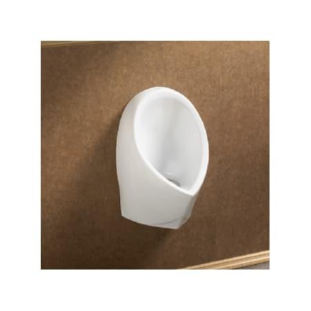 American Standard 6154 100 020 White Medium Flowise Flush