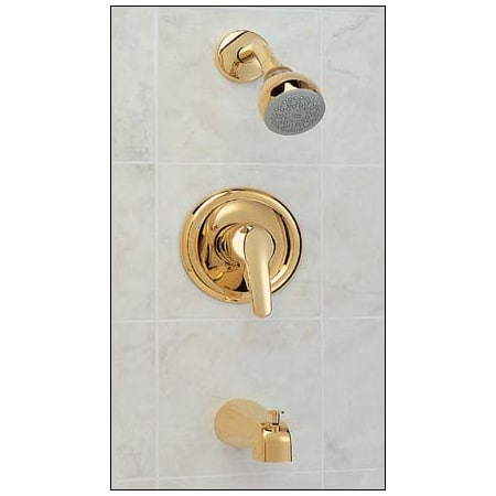 American Standard Undefined Chrome Reliant Bathshower Valve And