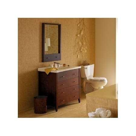 American Standard 9435 101 310 Tobacco Vanity Mirror With