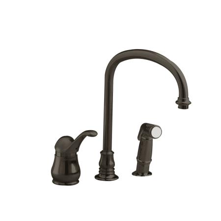 American Standard 3821.834.208. Single Handle Hi Flow Kitchen Faucet ...