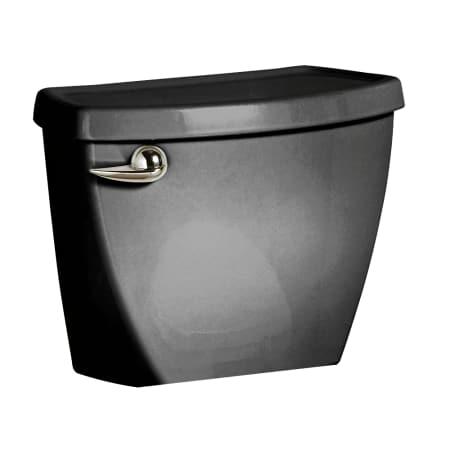 American Standard 4021 600 178 Black Cadet 3 Toilet Tank