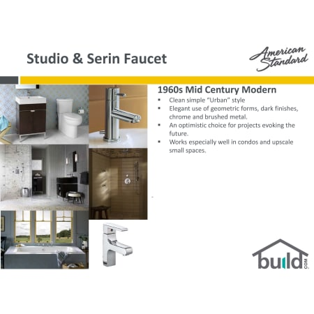 American Standard 0642 008 642 008 Bathroom Sink Build Com