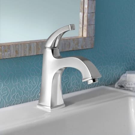 American Standard 2555 101 002 Polished Chrome Town Square