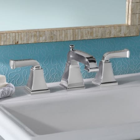 American Standard 2555 821 002 Polished Chrome Town Square