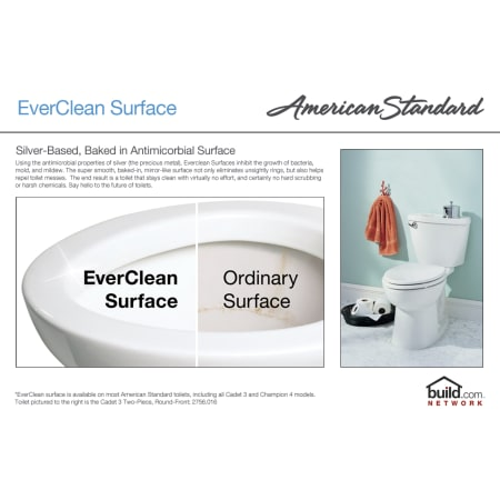 American Standard 2891 128 020 White Boulevard Elongated
