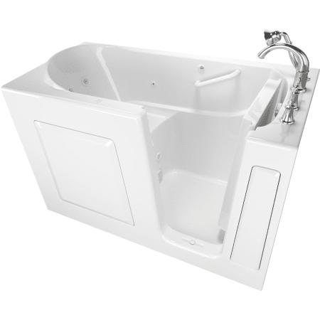 American Standard 3060 509 Wrw White Value 60 Quot Acrylic