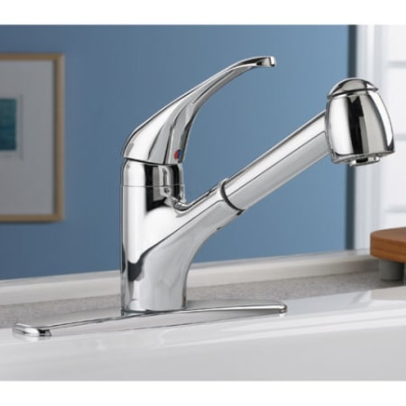 American Standard 4205 104 002 Chrome Reliant Plus Pullout