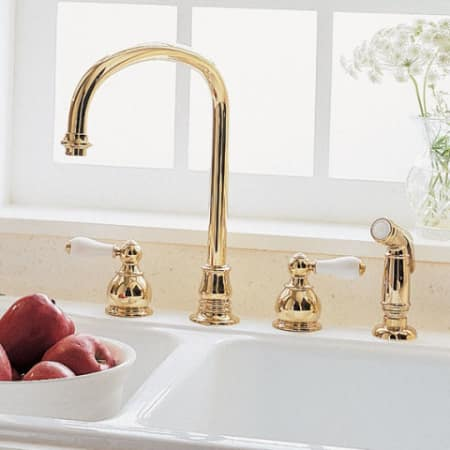 American Standard Undefined Chrome Polished Brass