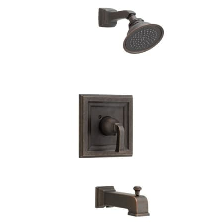American Standard T555.522.224 Oil Rubbed Bronze Town Square Tub and ...