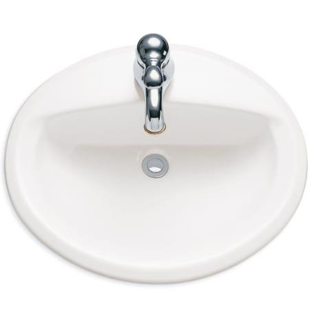 American Standard 0475 047 020 White Aqualyn 20 3 8 Quot Drop