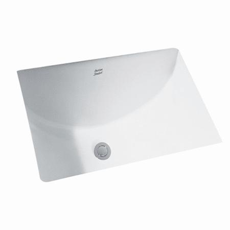 American Standard 0614 300 020 White Studio 18 1 4