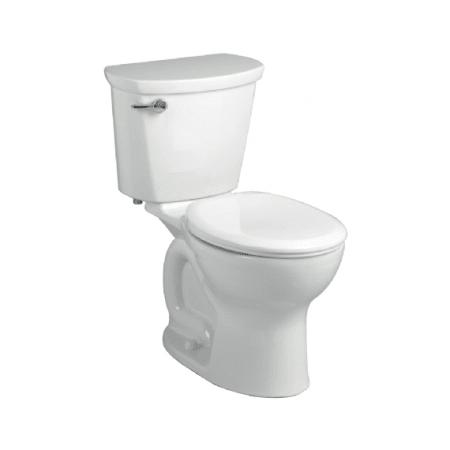 American Standard 215ba 105 020 White Cadet Pro Round