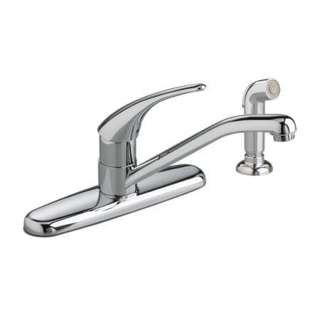 American standard 8411ssf stainless steel cadet kitchen for American standard cadet bathroom faucet