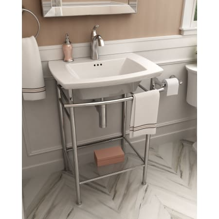 American Standard 0445 199 White Edgemere 25 Quot Fireclay