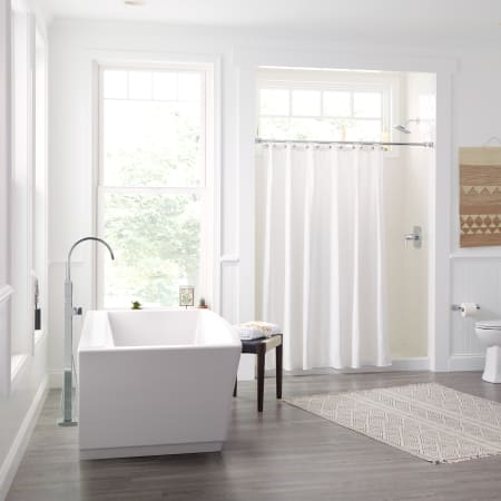 American Standard 2691004 020 White Townsend 68 Quot Soaking