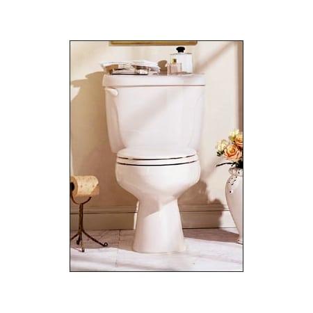 American Standard 2798014225 Daydream Cadet Two Piece Round Toilet