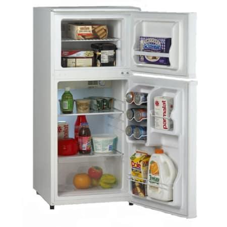 Avanti 4.3 Cu. Ft. Frost Free Refrigerator/Freezer - FF45006W