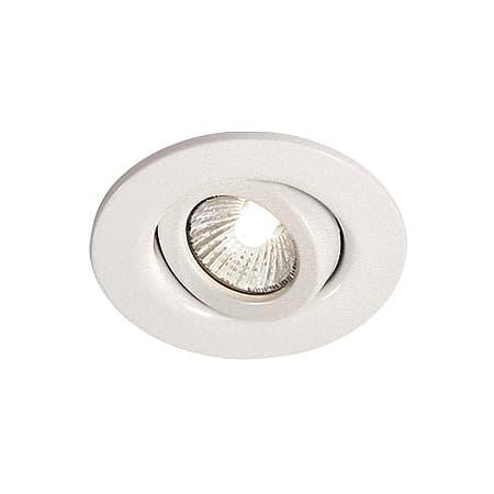 Bazz lighting 700 160 white rf mr16 series single light 4 inch low bazz lighting 700 160 aloadofball Image collections
